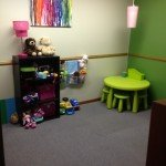 Playroom for ages 0-4